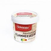 Schneider Garniture pour tarte flambée 500g