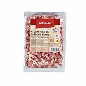 Schneider Lardons fumés allumettes 200g