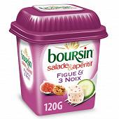 Boursin salade figue et noix 120 g