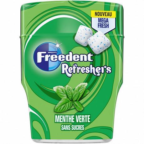 Freedent refresher menthe verte