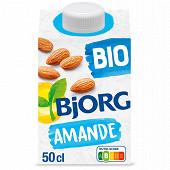 Bjorg lait d'amande calcium 50cl