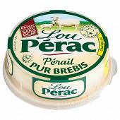 Lou Perac Pérail lait de brebis -100g - 26%mg