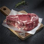 Cote*** à griller viande bovine Label Rouge race Limousine, x1 600g