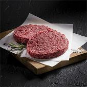 Steak haché 12% MG 2x125gr viande bovine Label Rouge race Limousine