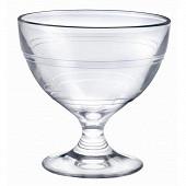 Coupe cigogne 25cl transparent