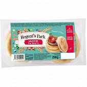 Regent's park muffins nature pur beurre 250g