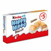 Kinder happy hippo noisette t5 103g
