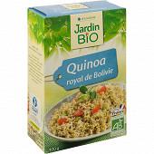 Jardin bio quinoa royal de bolivie bio 400g