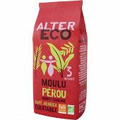 Alter Eco café Pérou 100% arabica 260g