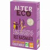 Alter Eco riz basmati 400g