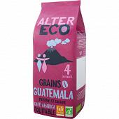 Alter Eco café grain Guatemala 500g