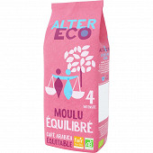 Alter Eco café moulu équilibre 250g