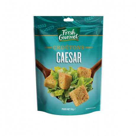 Fresh Gourmet croûtons caesar 80g
