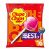 Chupa Chups sucettes the best of x16 192g
