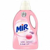 Mir laine & delicats lessive liquide concentee 25lavages 1.5l