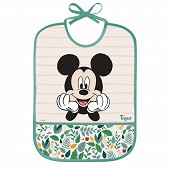 Bavoir eva Mickey Disney baby