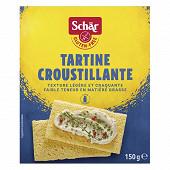 Schär fette croccanti tranche pain crousti sans gluten 150g