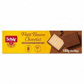 Schär petit Beurre Chocolat sans gluten 130g