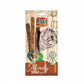 Riga miouly stick poulet et foie 15 g