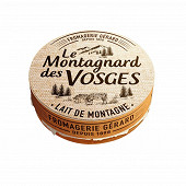 Fromagerie Gérard Le montagnard des vosges 28%mg 200 g