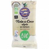 Sainte lucie noix de coco râpée bio 125g