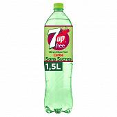 7up sans sucre cherry pet 1.5L