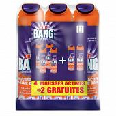 Cillit Bang Mousse Active 600ml 4 + 2 offerts