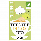 Clipper thé vert détox 40g