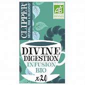 Clipper infusion divine digestion 38g