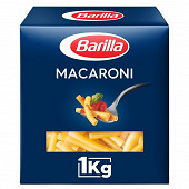 Barilla pâtes macaroni 1Kg