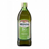 Monini huile d'olive bio vierge extra 75cl