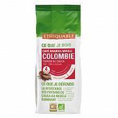 Ethiquable café moulu de Colombie bio 250g