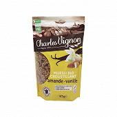 Charles Vignon muesli bio croustillant amande vanille sans gluten 375 g