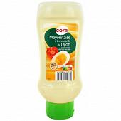 Cora mayonnaise à la moutarde de Dijon flacon souple 423g