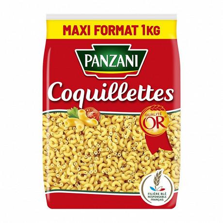 Panzani pates coquillettes 1kilo