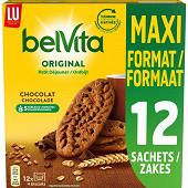 Lu belvita petit dejeuner chocolat 600g