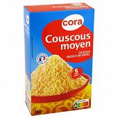 Cora graines de couscous moyen 1kg