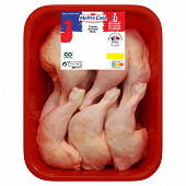 Maître Coq cuisse de poulet blanc avec partie dos 3kg
