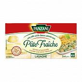 Panzani qualité pâtes fraiches lasagne 400 g