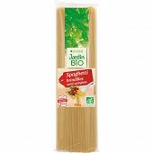 Jardin bio spaghetti semi-complets express 3mn bio sachet de 500g