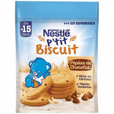 Nestlé P'tit Biscuit aux pépites de chocolat dès 15 mois 150g