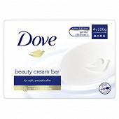 Dove pains de toilette original  4x100g