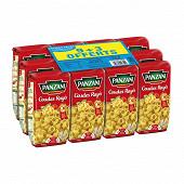 Panzani pâtes coudes rayés 500g x 9 + 3 paquets offerts