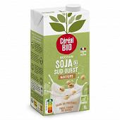 Céréal bio boisson soja nature 1l