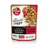 Céréal bio doy émincés tomate origan 150g