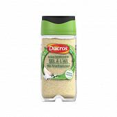 Ducros sel à l'ail 80g