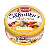 Saupiquet saladières mexicana snacking 1/3 220g
