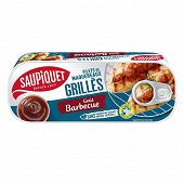 Saupiquet filets de maquereaux grillés sauce barbecue 1/4 120g