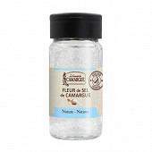 Saunier de camargue saupoudreur fleur de sel nature 80g