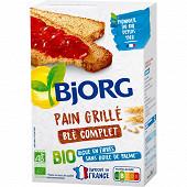 Bjorg pain grillé au blé complet 250g
